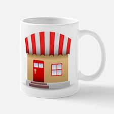 Business Front Mug