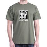 Funny Wedding Dark T-Shirt