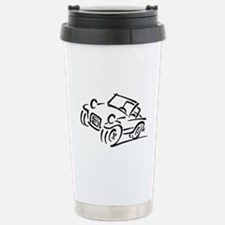 Buggy Stainless Steel Travel Mug