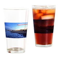 Cute Seaside heights nj Drinking Glass