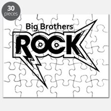 Big Brothers Rock Puzzle