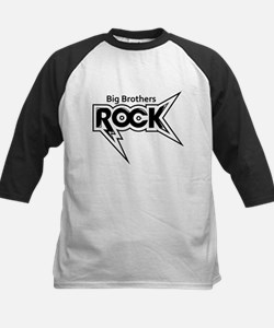 Big Brothers Rock Kids Baseball Jersey