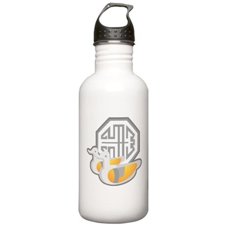 Duck Symbol Stainless Water Bottle 1.0L