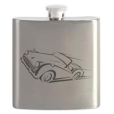 British Classic Line Flask