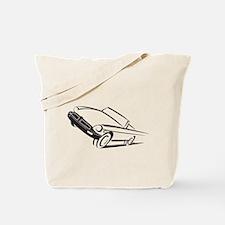British Sweetheart Line Tote Bag
