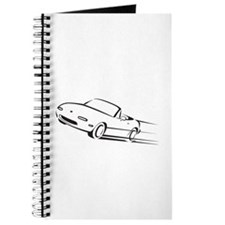 Japanese Cute Roadster Line Journal