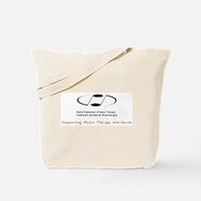 Unique Music therapy Tote Bag