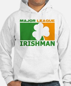 """Major League Irishman"" Hoodie"