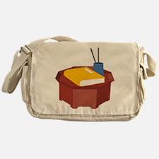 Writing Tablet Messenger Bag