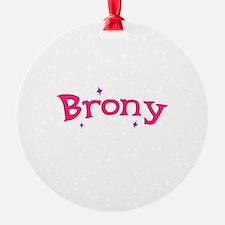 Brony Ornament