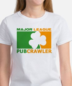 """Major League Pubcrawler"" Tee"