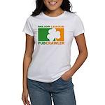 """""""Major League Pubcrawler"""" Women's T-Shir"""
