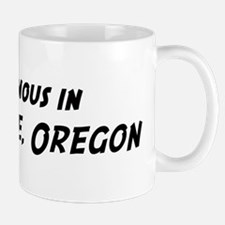 Famous in Arch Cape Mug