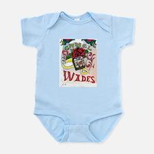 My Version of Camel Wides Infant Bodysuit