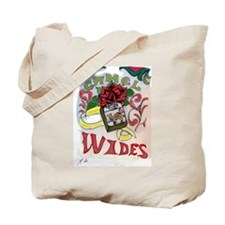 My Version of Camel Wides Tote Bag
