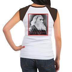 Lysander Spooner Women's Cap Sleeve T-Shirt