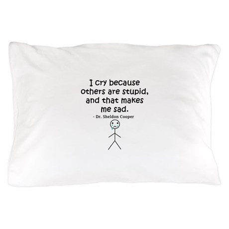 Big Bang Others Are Stupid Pillow Case