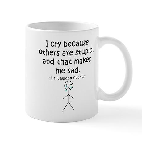Big Bang Others Are Stupid Mug