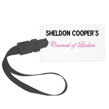 Council of Ladies Luggage Tag