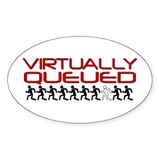 Virtually Queued Decal