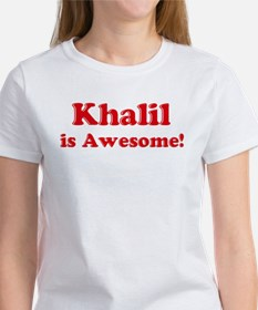 Khalil is Awesome Tee