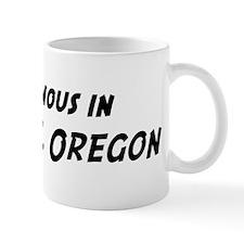Famous in Corvallis Mug