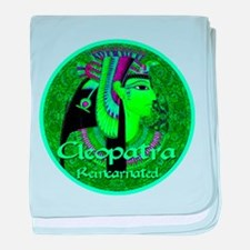 Cleopatra Reincarnated Emerald Carpet! baby blanke