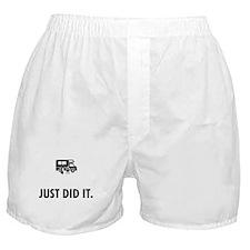 RV Fan Boxer Shorts