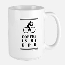 Coffee is my EPO - Mug