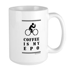 Coffee is my EPO - Mug