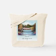 """Tadpole Creek"" Tote Bag"