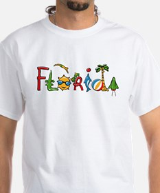 Florida Spirit Ash Grey T-Shirt