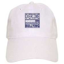 Overcome Bullying Baseball Cap