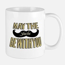 May the stache be with you Mug