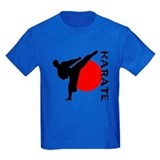 Karate Kids T-shirts (Dark)