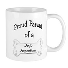 Proud Parent Dogo Mug