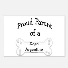 Proud Parent Dogo Postcards (Package of 8)