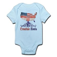 American Croatian Roots Body Suit