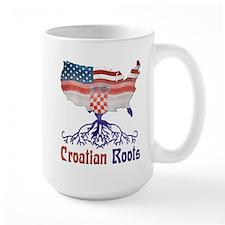 American Croatian Roots Mug