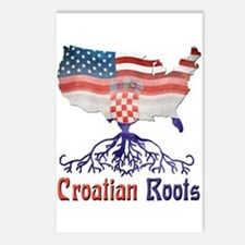 American Croatian Roots Postcards (Package of 8)