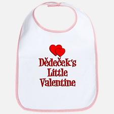 Dedecek Little Valentine Bib