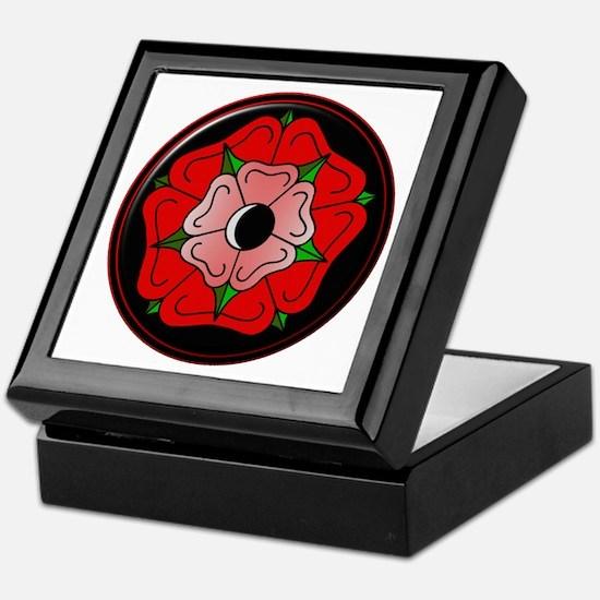 Rose of Love Keepsake Box