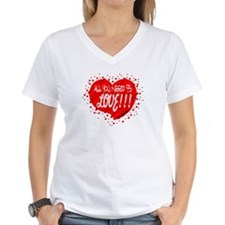 All You Need Is Love-The Beatles T-Shirt