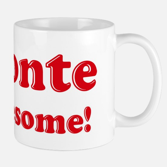 Devonte is Awesome Mug