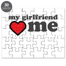 My Girlfriend Loves Me Puzzle