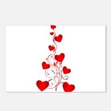 Heart Tree Postcards (Package of 8)
