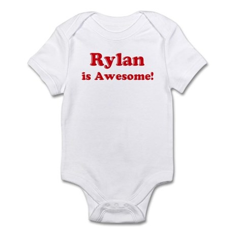 Rylan is Awesome Infant Bodysuit