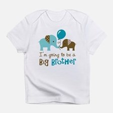 Unique I%27m going big brother again Infant T-Shirt