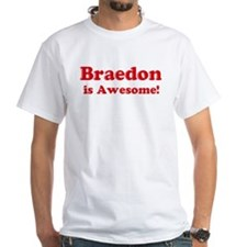 Braedon is Awesome Shirt