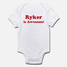 Ryker is Awesome Infant Bodysuit